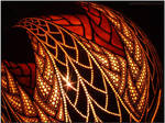 Table lamp IX - Spiral Harmony by Calabarte