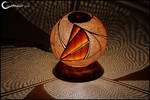 Table lamp XXII Rivia by Calabarte