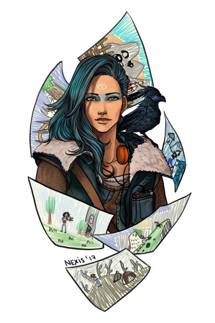 Saga|Lady Alvane by nexis-610