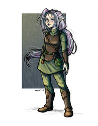 Iklin gnome for DnD by nexis-610