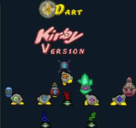 Kirby Dart - Bombs away! by Tortwag