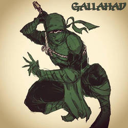 Gallahad by Jamilyn K. Parks by HCMP