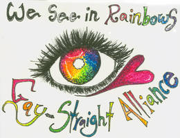 Gay-Straight Alliance by SpiralRaccoon