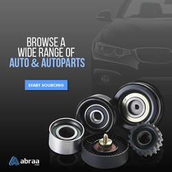 Auto Parts FB Banner by doi313