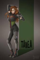 DoM - Tanea by AerynDiana