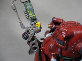 Fallout 3 Armour4 by Tortur3edArtist
