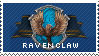 Ravenclaw stamp by austheke