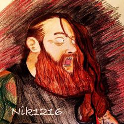 Bray Wyatt the Eater of Worlds by faluccangel
