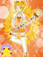 Maiden Orenji and Sunny love staff by Miss-Gravillian1992
