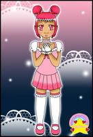 Starlight Maidens: Maiden in Pink, Pinku! by Miss-Gravillian1992