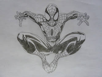 Ultimate Spider-man 1 by UnstoppableCOW