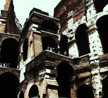 the colosseum by stoarmasls
