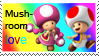 Mushroom love by grkcuban