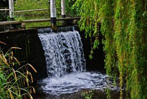 Canal Waterfall by wafitz
