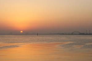 Manama Sunrise by wafitz