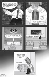 Cave Story Comic - The Doctor's Lecture by anonymous1824