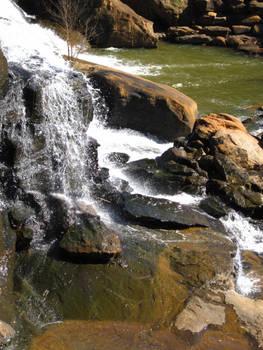 355 - Falls Park by absurdus