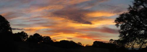 374 - California Sunset by absurdus