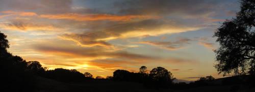 375 - California Sunset by absurdus