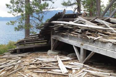 379 - Lake Tahoe by absurdus