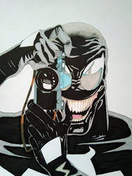 Venom ( The Killing Joke cover remake ) by Miller-Is-Dead