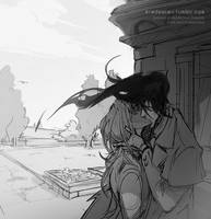 secluded moments (+fic rec) by kradeelav