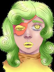 Lemon Eyes by GaySpaceTrash