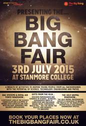 Big Bang Fair [Poster] by SoarDesigns