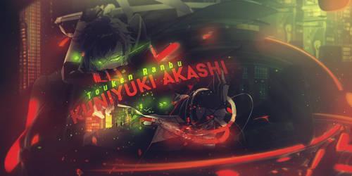 Kuniyuki Akashi by SoarDesigns