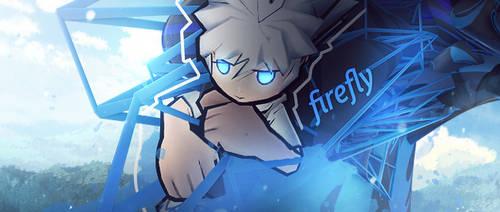 Firefly-BLUE by SoarDesigns