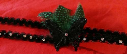 Butterfly headband by KimmiJe