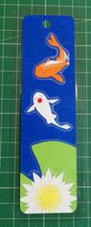 Fishy bookmark by KimmiJe