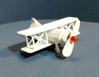 Tiny plane by KimmiJe