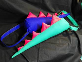 Dinosaur tails by KimmiJe