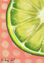 ATC Lime wedge by kakumei