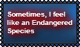 Endangered Species by 6t76t