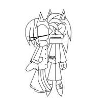 Sonamy winter - collab by 6t76t