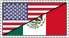 Mexican-American Stamp by 6t76t