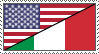 Italian-American Stamp by 6t76t