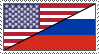 Russian-American Stamp by 6t76t