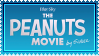 The Peanuts Movie stamp by 6t76t