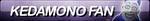 Kedamono fan button by 6t76t