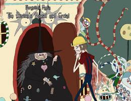Forgotten Media - Tim Burton's Hansel and Gretel by 6t76t