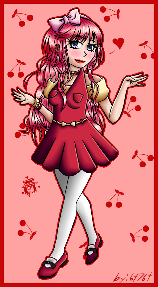 .:OC:. Cherry by 6t76t