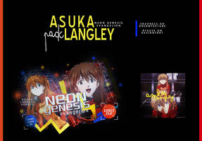 Pack|Asuka NGE by Ryuuse