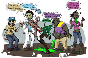 L4D2_Let 4 Infected by aulauly7