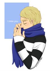 BBC_Sherlock_I miss you by aulauly7