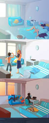 PewdieCry_Room by aulauly7