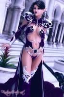 Elf priest Yaeela by FantasyErotic