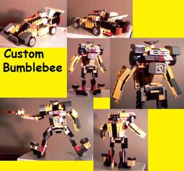 Custom Bumblebee by supahcomicbro